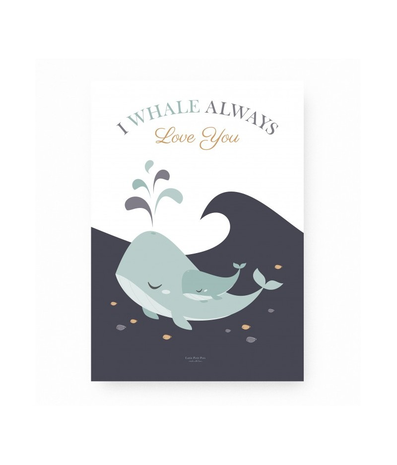 Whale Always Love You