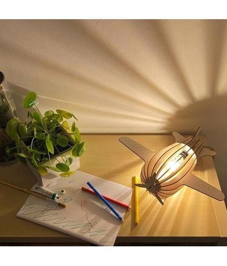 Lampe avion Antoine Atelier Loupiote