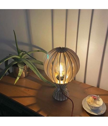 Lampe de chevet montgolfière