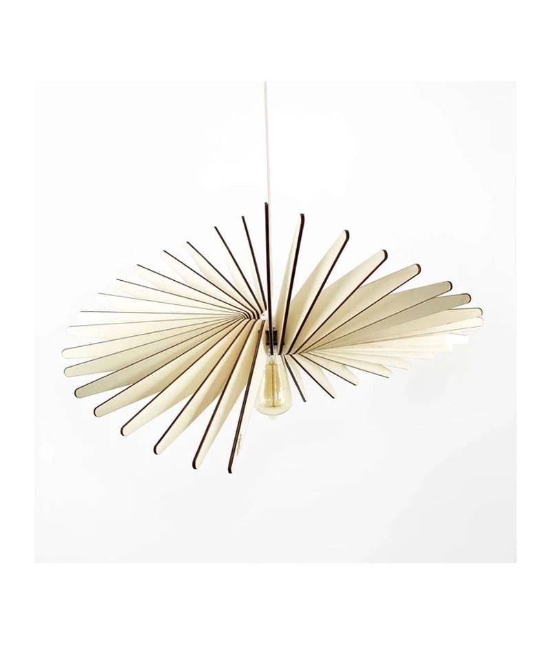 Suspension bois design Albatros