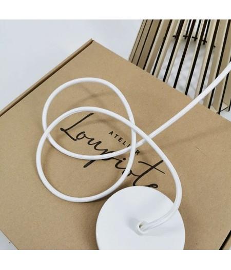 Suspension design Atelier Loupiote