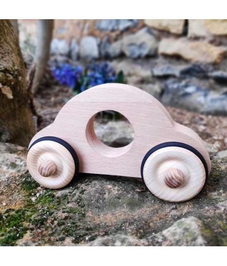 Petite voiture en bois made in france