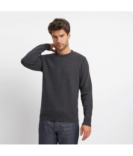 Tricot Youri gris anthracite