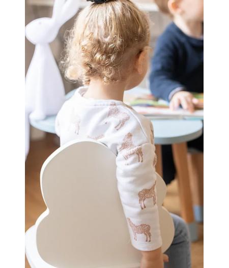 Chaise nuage enfant décorative