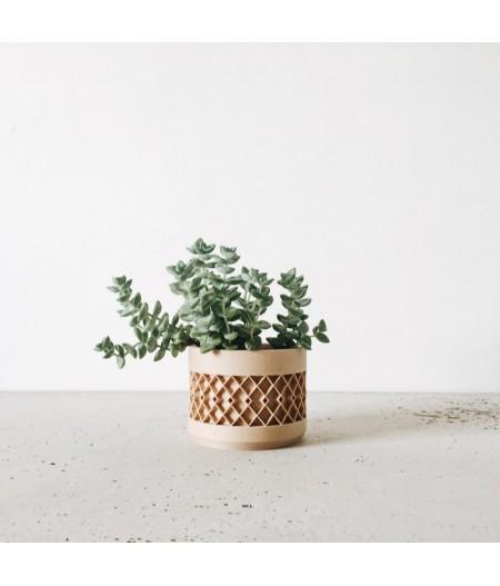 Pot Aztek pour plante d'intérieur