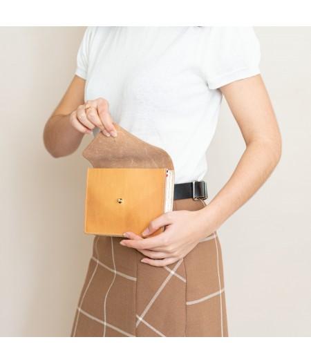 Pochette ceinturée pour femme