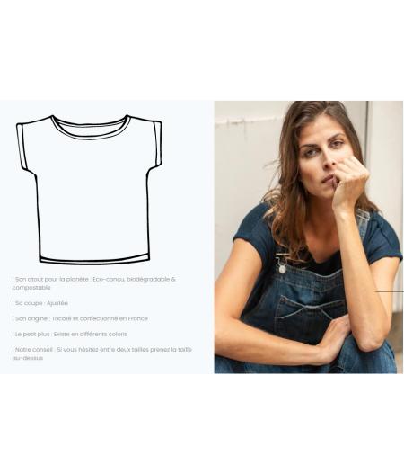 vêtement femme en lin bio Splice