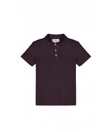 T-shirt en lin bio homme gris