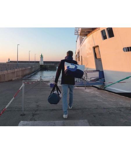 Sac voyage style marin