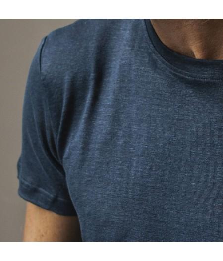 Tee-shirt en lin français