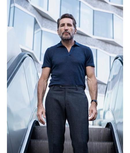 Tee-shirt en lin homme français