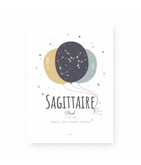 Personnalisation - Constellation du Zodiaque