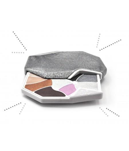 Palette de maquillage Diamant en pierre naturelle