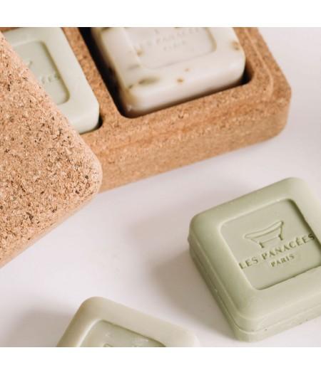 Coffret 3 savons : savon doux, shampoing et après-shampoing