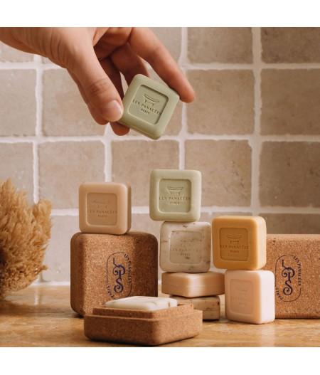savon doux, shampoing et après-shampoing