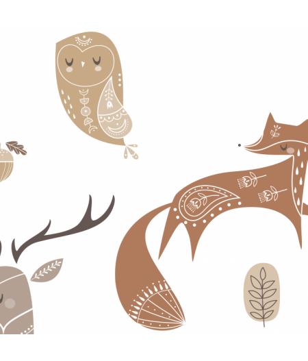 Affiche décorative Wood