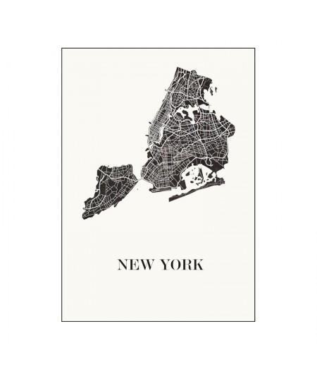 Carte Design de New York