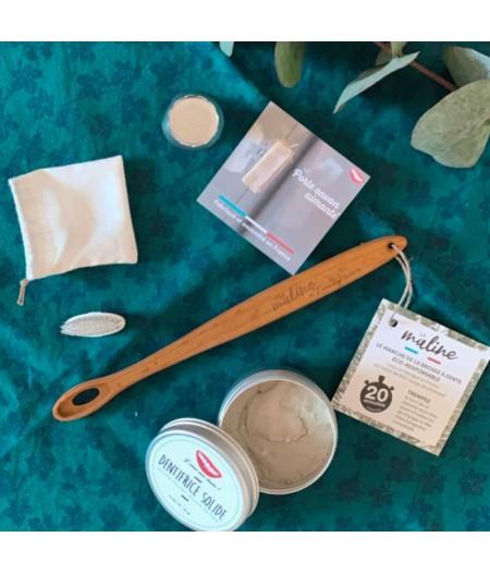 Brosse à dents en bois made in france
