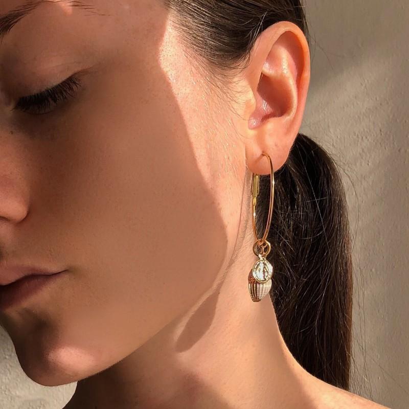 Boucles d'oreilles Bora Bora
