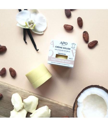 Crème solide hydratante