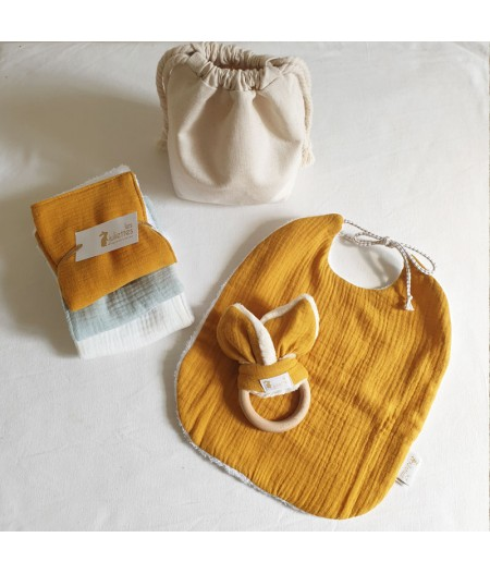 Coffret cadeaux naissance made in France