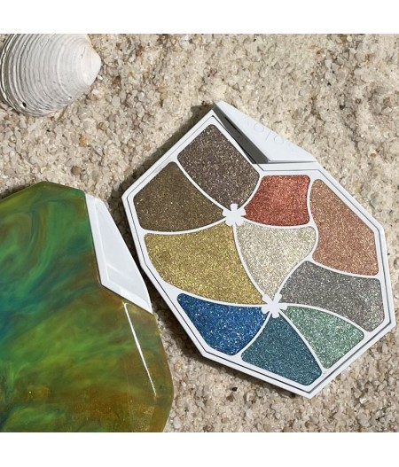 Palette de maquillage 3ème ŒIL® Tourmali
