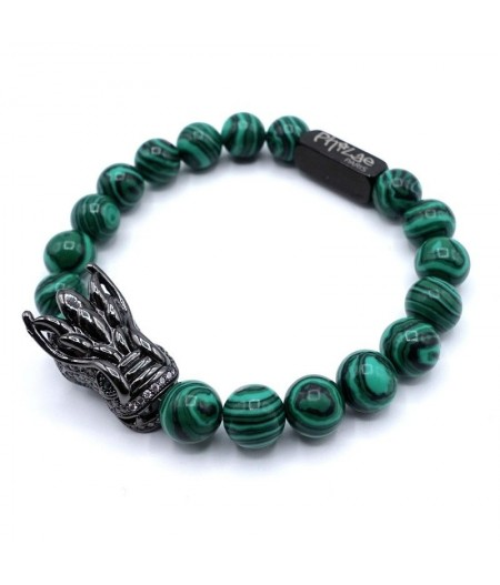 Bracelet dragon homme