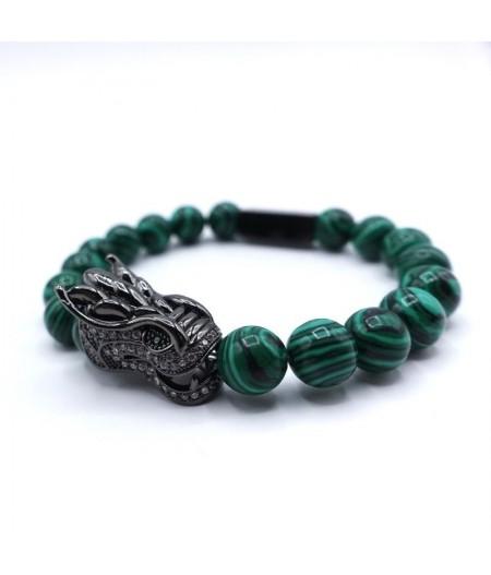 Bracelet dragon femme