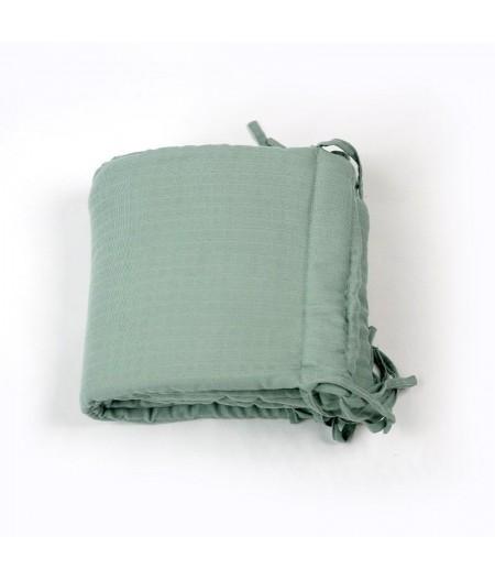 Tour de lit rhénan vert