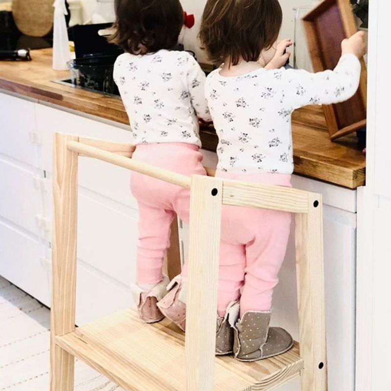 Tour Montessori jumeaux