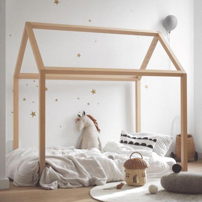 """Lit Cabane Montessori """"Petit Bambin"""" 70x160"""