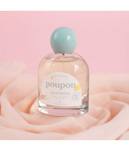 Parfum bébé bio