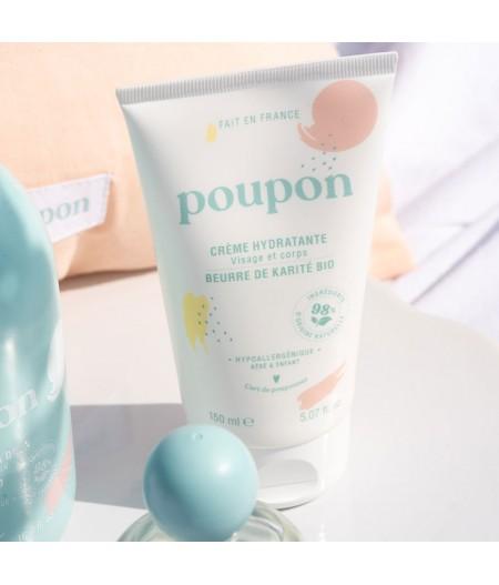 Crème hydratante visage et corps (150 ml)